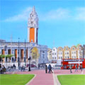 Lambeth Town Hall online art gallery